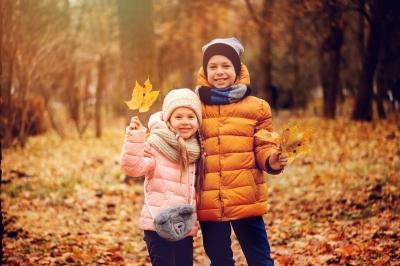 Hogyan öltöztessük agyerekeket ősszel és télen?